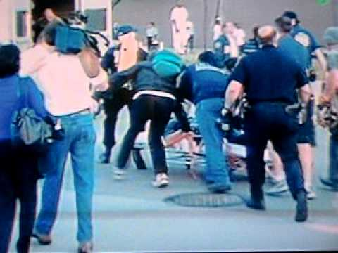 911 Never Seen Before Footage taken by survivors