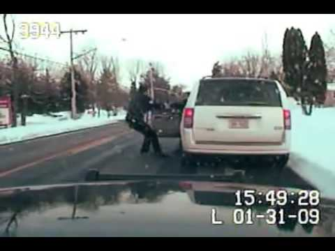 Woman Tasered In Front Of Her Kids!!!