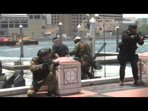 NATO Special Op Forces Assault Tampa, Florida