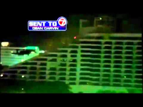 Military Black Helicopter Drills decend over Miami, Florida (May 08, 2012)
