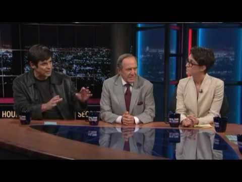 Fireworks: Maher, Maddow And Nick Gillespie Debate Fast & Furious