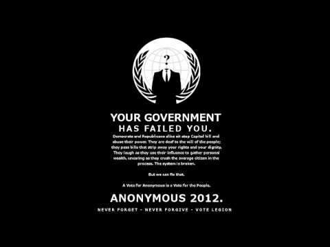 Anonymous - Concerning the Federal Reserve