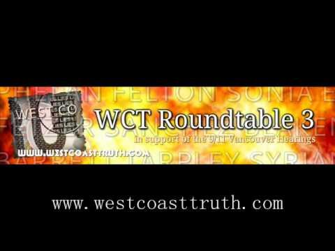 WCT ROUNDTABLE 3: Webster Tarpley, Jim Fetzer, Kevin Barrett & Greg Felton w/ Joshua Blakeney +