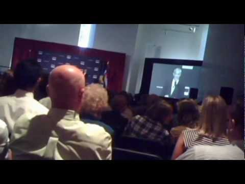 Michael Chertoff Gets The Truth From We Are Change