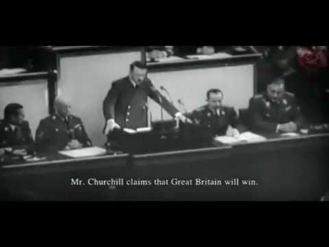 Wir oder die Juden (The Jews or Us) by Führer Adolf Hitler