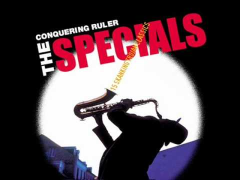 The Specials-  I Am A Madman