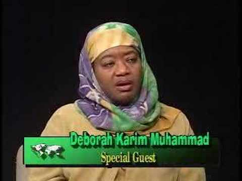 Islamic lady tells Christans the don't undersatnd Christian's Jesus belief   ??