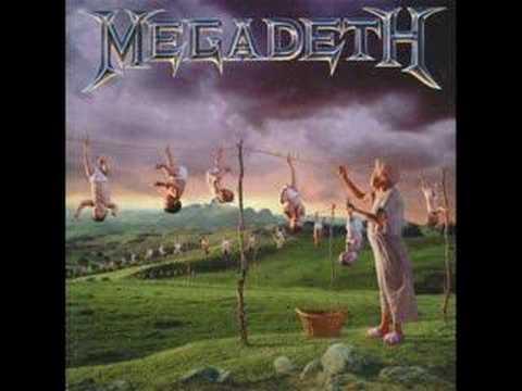 Megadeth - Family tree