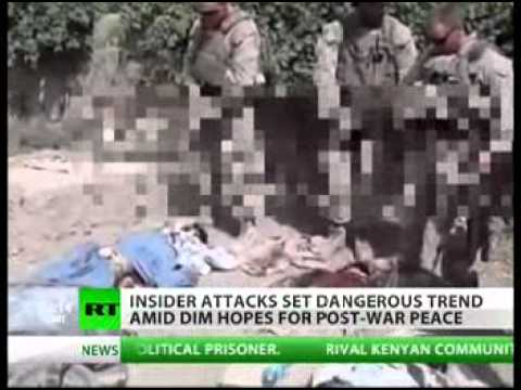U.S Troops Are Targets of Afghan Forces & Taliban- Inside Job