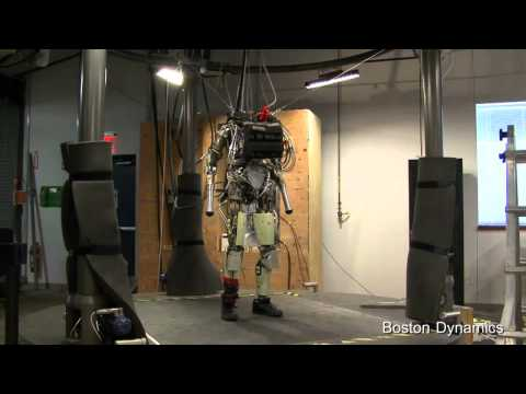 DARPA: Military's Martial Law Robots Herding Humans?