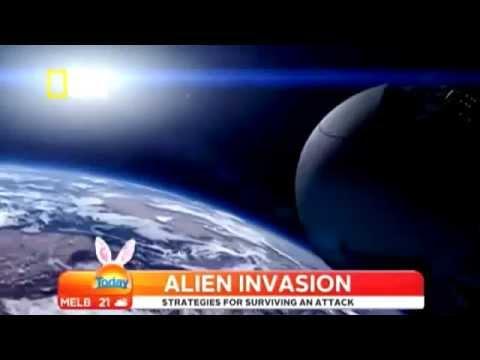 U.S. Preparing For Alien Invasion.