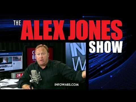 Alex Jones Calls The NSA