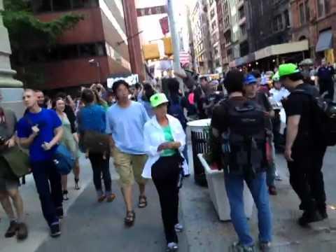 Timcast Livestream Occupy Anniversary #S17 Occu-Versary #S17NYC #ows #occupywallstreet #occupy