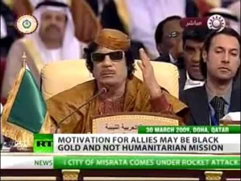 The Real Reason for NATO Attacking Libya EXPOSED
