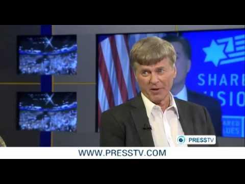 "US Presidential Candidate: ""Israel Did 911"" Tells Ahmadinejad Zionists Control US Politics"