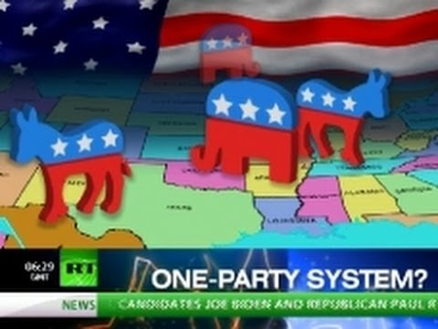 CrossTalk: One-Party System in US?