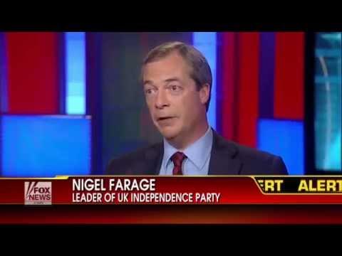 EU Dominated by Communists -  UKIP Nigel Farage - October 2012