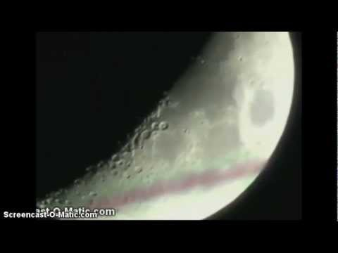 Split Of Moon recorded By Others!  Watch PLEASE