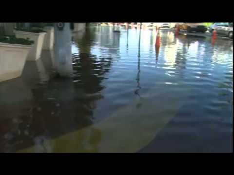 Goodbye Florida Beach sea level rising