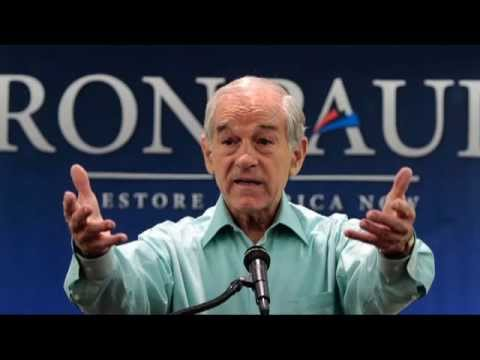 Ron Paul RETIRES  makes supporters feel stupid