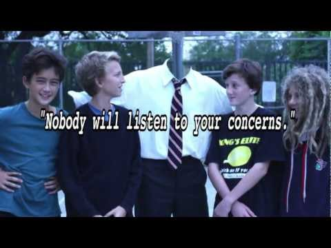 Vote For Nobody - 2012