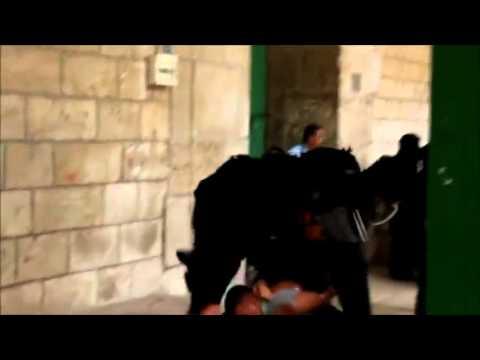 Israeli Police Brutality Against Palestinians [VIEWER DISCRETION ADVISED]