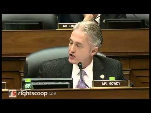 Rep. Trey Gowdy blasts Jay Carney and Ambassador Susan Rice on Benghazi