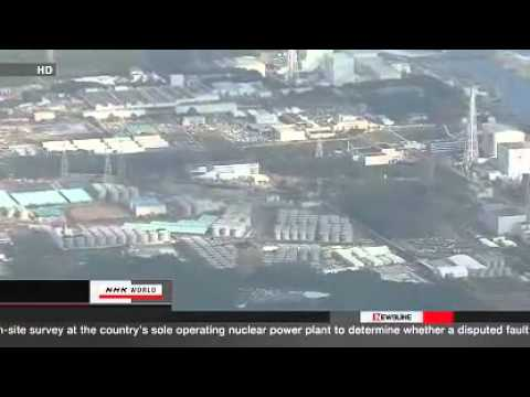 NHK: Tepco doesn't deny radioactive materials are seeping into Pacific
