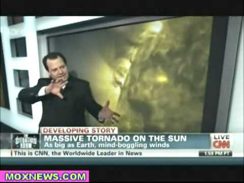Tornado The Size Of The EARTH With 300,000 MPH Winds Spotted On The Sun!