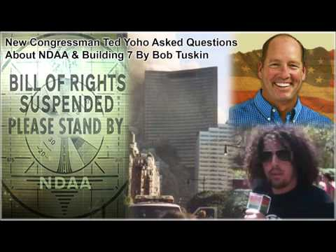 Congressman Ted Yoho Comes Out Against NDAA and Considers a New 9/11 Investigation