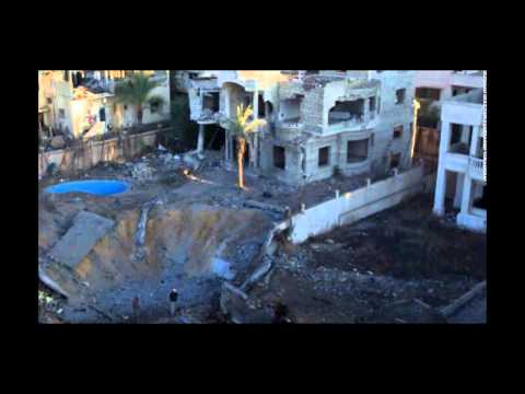 Zionist Israel Rages Against Gaza Prior to Forced Ceasefire