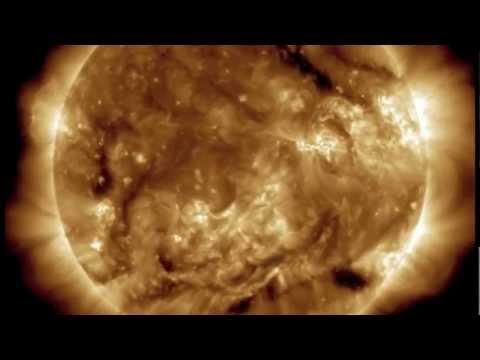3MIN News November 24, 2012: Solar Eruption & CME Impact