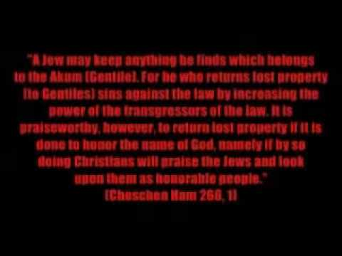 THE TRUTH ABOUT JEWISH BELIEFS ILLUMINATI