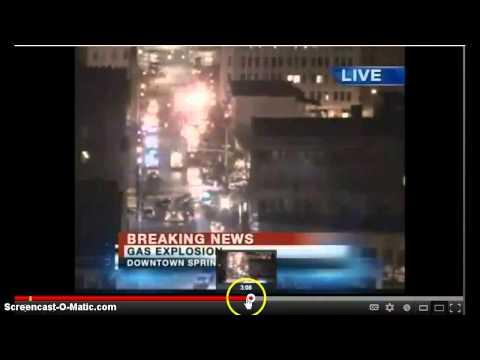 EXPLOSION! LIVE MEDIA SLIP UPS! 11-23-12