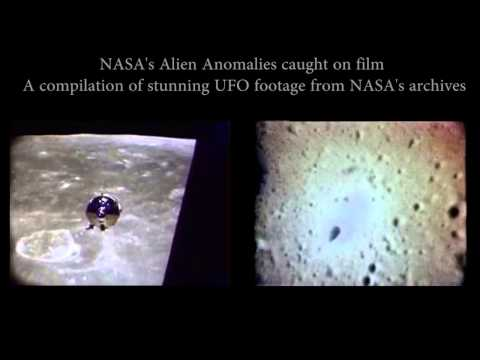 Astronaut Shares UFO Encounters! A Compilation Of Stunning UFO Footage From NASA's Archives