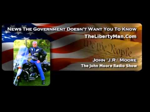John Moore Drops A Bombshell: Martial Law Coming To N.J.! 1st Week Of February