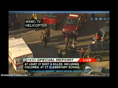 Sandy Hook Massacre Exposed? (With Evidence) 1/2