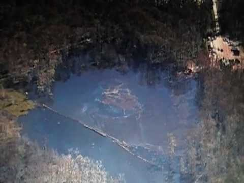 Louisiana Sinkhole has Seismic Activity and just 57 miles away Purple Fire Blazes from Ground