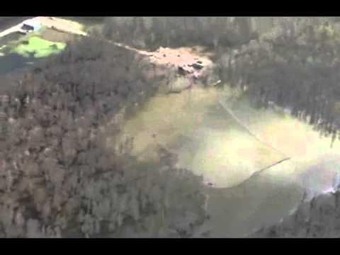 Louisiana Sinkhole Now a 15 Acre Monstrosity & GROWING! UPDATED 12-26