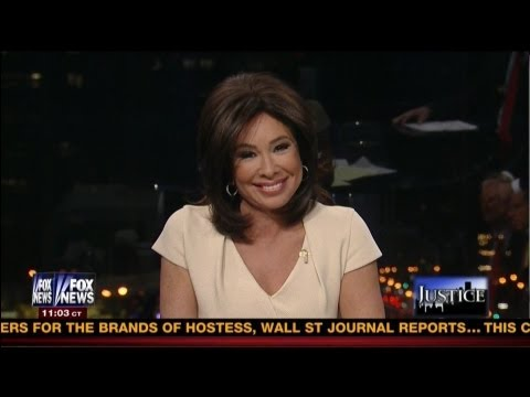 Judge Jeanine Pirro Fires Back On The Journal News Listing of Gun Owners - 1-5-13