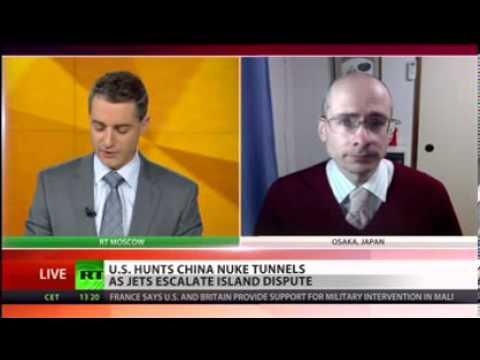 China's Secret Nuclear Underground Tunnels & WMD Stockpile- U.S Govt Very Worried