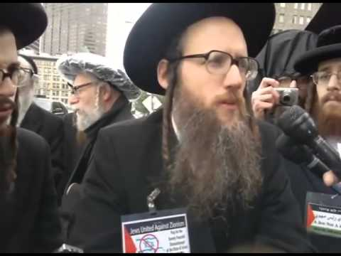 Rabbis Welcome A Free Palestine
