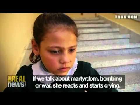 Israel's Psychological War & Its Effects On Palestinian Children