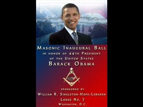 Is Barrack Obama a 33 Degree Freemason?