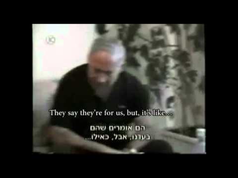 Netanyahu, Unaware of Camera, Reveals Himself
