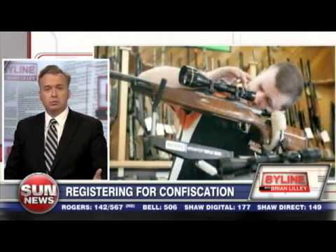 Warning To American Gun Owners From Canadian News Anchor