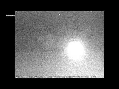 Huge Fireball Over Japan - 1 Day Before Asteroid 2012 DA14's Close Approach - Valentine's Day 2013