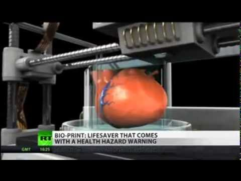 BioPrinting-Manufacuring Body Organs & 3D Faces