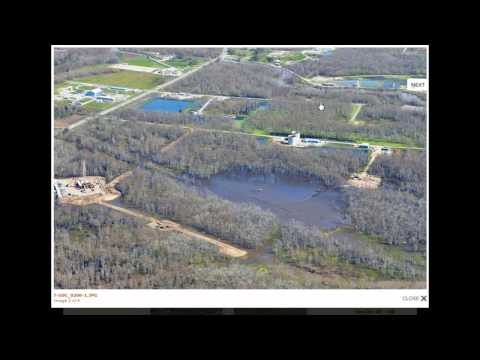 More than 50,000,000 cubic feet of gas below surface near giant sinkhole?.avi