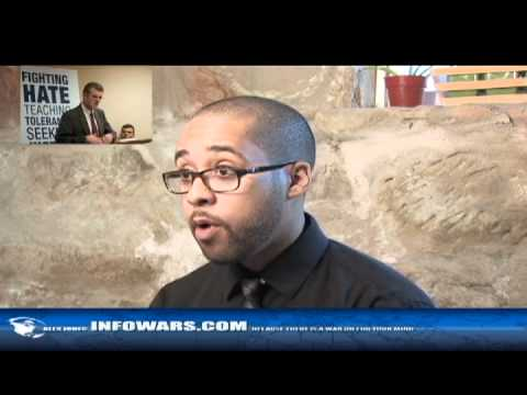 Infowars Reporter Contest: NBPP Hate Speech